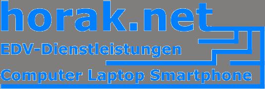 horak.net___, EDV-Dienstleistungen